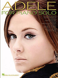 Adele For Piano Solo (Piano Solo) - Canada