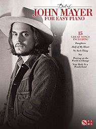 Best Of John Mayer For Easy Piano (Easy Piano) - Canada