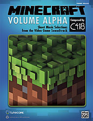 Minecraft - Volume Alpha (Piano Solo) - Canada