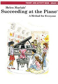 Succeeding At The Piano, Theory and Activity Book - Grade 5 - Canada