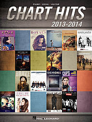Chart Hits of 2013-2014 (Piano/Vocal/Guitar) - Canada
