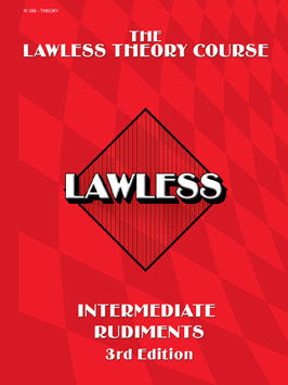 The Lawless Theory Course Intermediate Rudiments - Canada