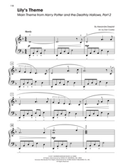 Harry Potter - Sheet Music From The Complete Film Series (Piano Solo)