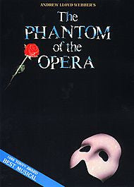 The Phantom Of The Opera (Piano/Vocal) - Canada