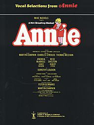 Annie - The Musical (Vocal Selections) - Canada