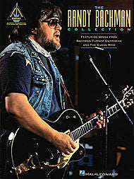 Randy Bachman Collection, The (Guitar/TAB) - Canada