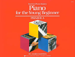 Piano for the Young Beginner - Primer A By: James Bastien - Canada