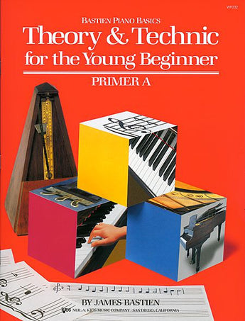 Theory & Technic for the Young Beginner - Primer A - Canada