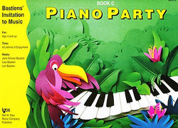 Bastiens' Invitation to Music - Piano Party Book C - Canada