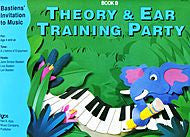 Bastiens' Invitation to Music - Theory & Ear Training Party Book B - Canada