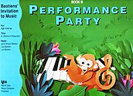 Bastiens' Invitation to Music - Performance Party Book B - Canada