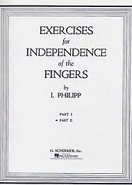 Isidor Phillip - Exercises for Independence of Fingers, Book 2