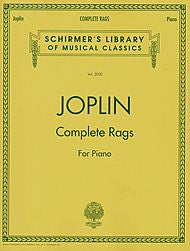 Joplin - Complete Rags for Piano - Canada