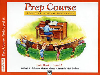 Alfred's Prep Course - Solo Book (Level A) For the Young Beginner - Canada