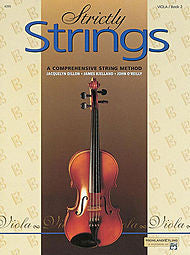 Strictly Strings - Viola, Book 2 - Canada