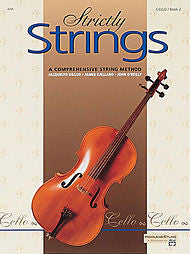 Strictly Strings - Cello, Book 2 - Canada