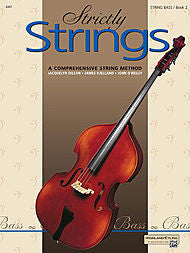 Strictly Strings - Bass, Book 2 - Canada