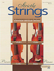 Strictly Strings - Piano Accompaniment, Book 2 - Canada