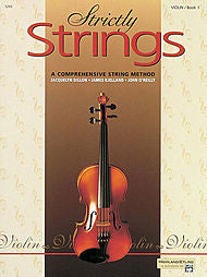 Strictly Strings - Violin, Book 1 - Canada