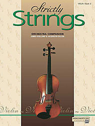 Strictly Strings - Violin, Book 3 - Canada
