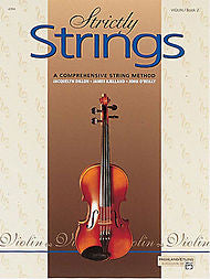 Strictly Strings - Violin, Book 2 - Canada