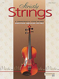 Strictly Strings - Viola, Book 1 - Canada