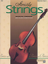 Strictly Strings - Bass, Book 3 - Canada