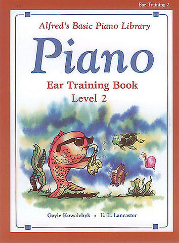 Alfred's Basic Piano Library - Ear Training Book Level 2 - Canada