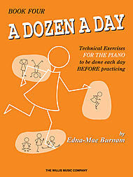 A Dozen A Day - Book Four - Canada