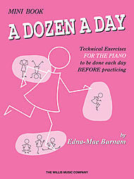 A Dozen A Day - Mini Book - Canada
