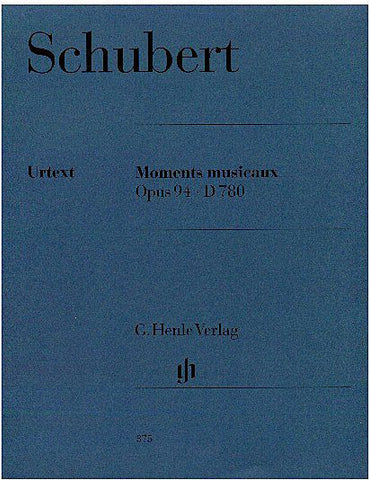 Schubert - Moments Musicaux (Piano Solo) - Canada