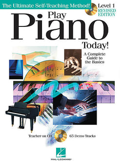 Play Piano Today! - Level 1 - Canada