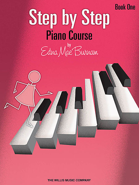 Step by Step Piano Course - Book 1 - Canada