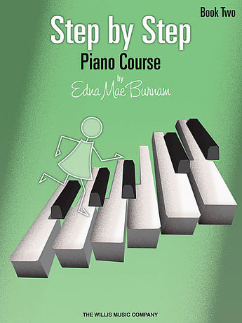 Step by Step Piano Course - Book 2 - Canada