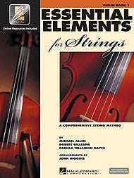 Essential Elements For Strings - Violin, Book 1 (w/CD & EEi) - Canada