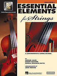 Essential Elements For Strings - Viola, Book 1 (w/CD & EEi) - Canada