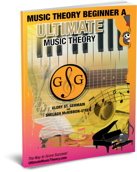 Ultimate Music Theory - Beginner A Workbook