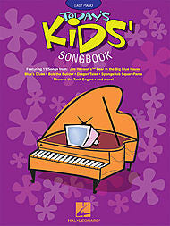Today's Kids' Songbook (Easy Piano) - Canada