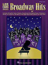 Lee Evans Arranges Broadway Hits (Piano Solo) - Canada