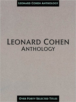 Leonard Cohen Anthology - Canada