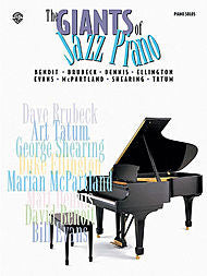 The Giants Of Jazz Piano (Piano Solo) - Canada