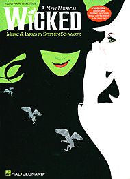 Wicked (Piano/Vocal Selections) - Canada