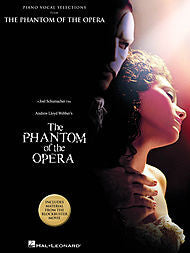 The Phantom Of The Opera - Movie Selections (Piano/Vocal/Guitar) - Canada