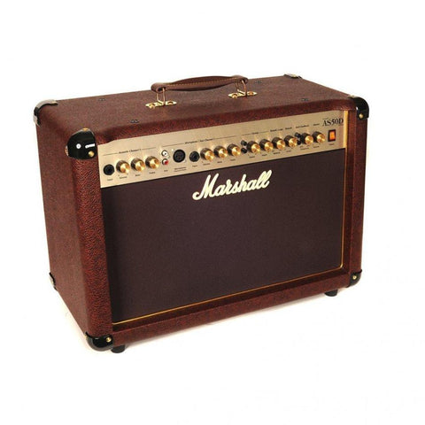 Marshall AS50D - 2x25w 2 Channel Acoustic Amp