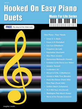Hooked On Easy Piano Duets