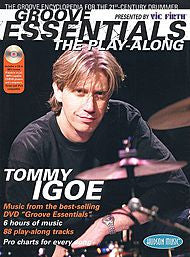 Groove Essentials 1.0 - Tommy Igoe (Drums) - Canada