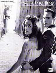Walk the line - music from the motion picture (P/V/G) - Canada