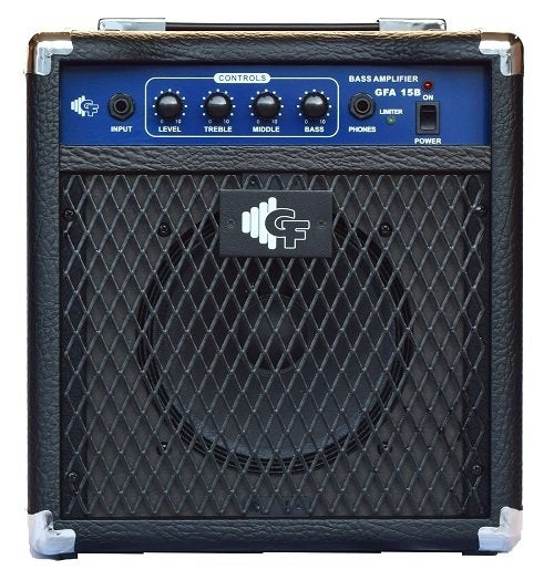 Groove Factory Bass Amplifier - 15W