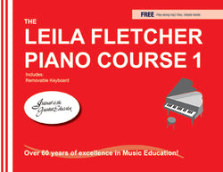 Leila Fletcher Piano Course, Book 1 - Canada