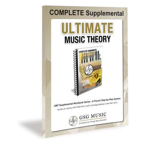 Ultimate Music Theory Complete Supplemental
